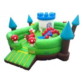 Mini Castle Turret Playground