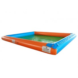Watertight basin for Slide