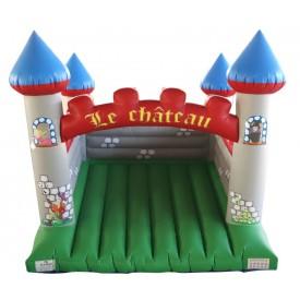 Medieval Bouncy Castle XL