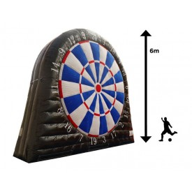 Velcro Soccer Dartboard