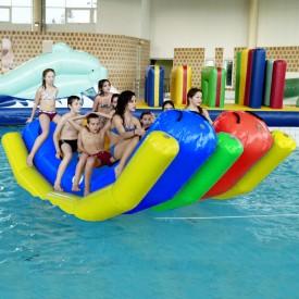 Jeu Gonflable Aquatique pour piscine : Bascule Double