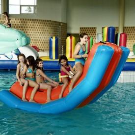 Jeu Gonflable Aquatique pour piscine : Bascule Simple