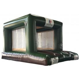 Army bouncy castle
