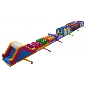 Delirush : Giant Inflatable...