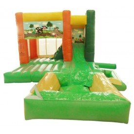 Little Ones Farm with pool