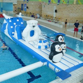 North Pole Aquatic Course