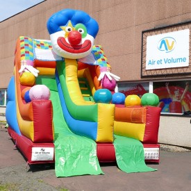 Clown Slide M