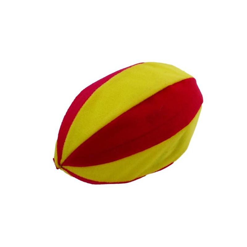 Ballon de Rugby en velcro