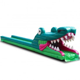 Belly Slide Crocodile