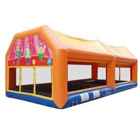 Airtight Circus House