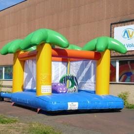 Safari Bouncy Castle