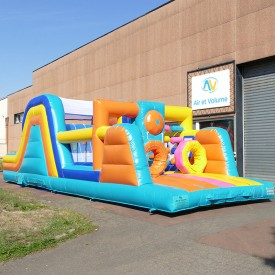 Inflatable Color Course