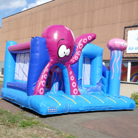 Inflatable Octopus Playground
