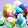 16 Ballons Numérotés