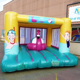 Beach Inflatable Bouncy Castle