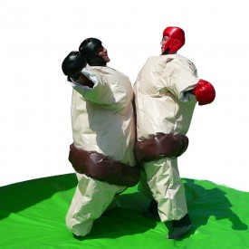 Sumo costumes overall adults
