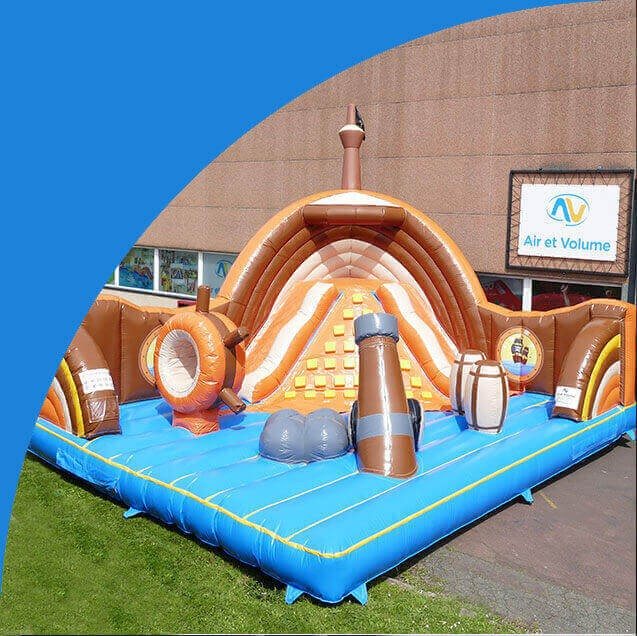 All our Inflatable Games