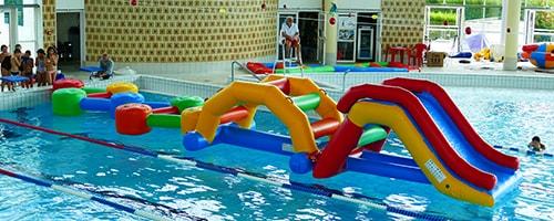 Modules Gonflables Aquatiques pour création de Parcours